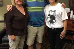 Swing for a Cure with Jason & Kim